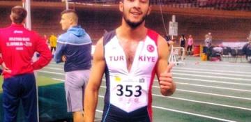 Batuhan Altıntaş'dan U23 ve Büyükler Salon Rekoru