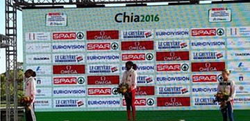 23. Avrupa Kros Şampiyonası'nda Sporcularımız Kürsüde