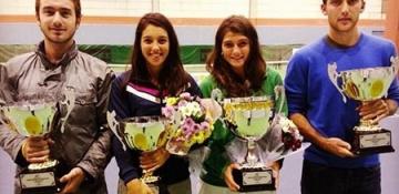 Büyükler Türkiye Şampiyonası'na Sporcularımız Damgasını Vurdu