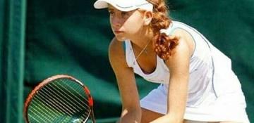 Berfu'dan Tenis Tarihinde Bir İlk Daha