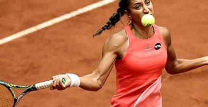 WTA'da bir ilk! Çağla Altın Harflerle Türk Tenis Tarihinde