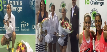Çağla Büyükakçay'dan Türk Tenis Tarihinin En Büyük Şampiyonluğu