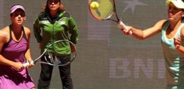 İpek Soylu ve Partneri İstanbul Cup'da Yarı Finalde