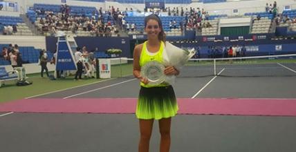 İpek Soylu, 50.000$ ITF'de Finalist