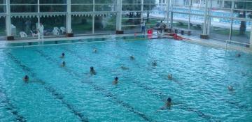 50m'lik Havuzumuz Yenileniyor