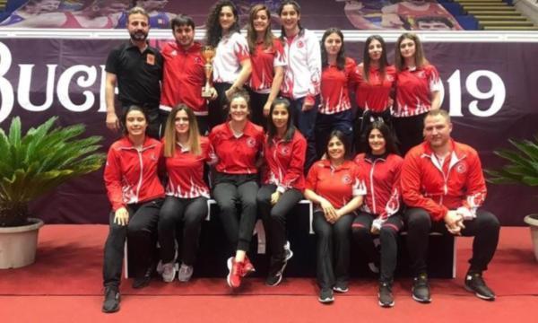 Romanya Gençler Uluslararası Güreş Turnuvası'ndan Güzel Haberler