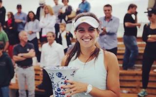 Sporcumuz İpek Soylu Portekiz'de Şampiyon!