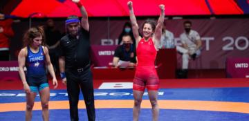Sporcumuz Evin Demirhan Olimpiyatlarda!