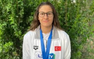 Beril Böcekler'den Avrupa Gençler Şampiyonasında 1 Gümüş, 2 Bronz Madalya!