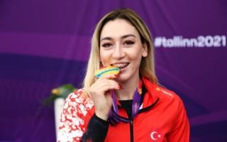 23 Yaş Altı Avrupa Atletizm Şampiyonası'nda Sporcularımızdan 2 Altın, 2 Gümüş Madalya!!!