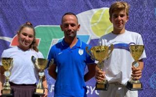 14 Yaş Türkiye Tenis Şampiyonası'nda Bütün Kategorilerde Şampiyon ENKA!